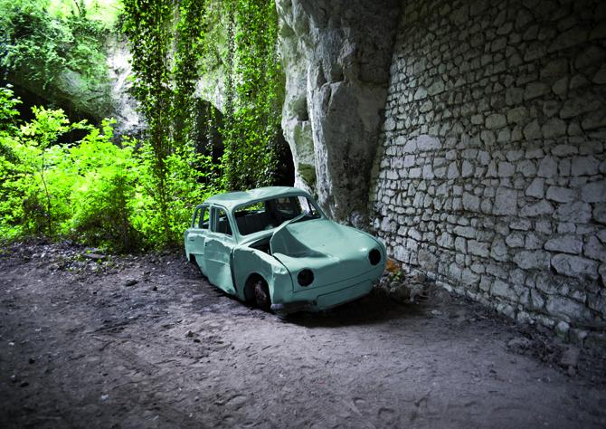 """©Donovan Le coadou, """" Dampierre Sur Loire - photographie"""