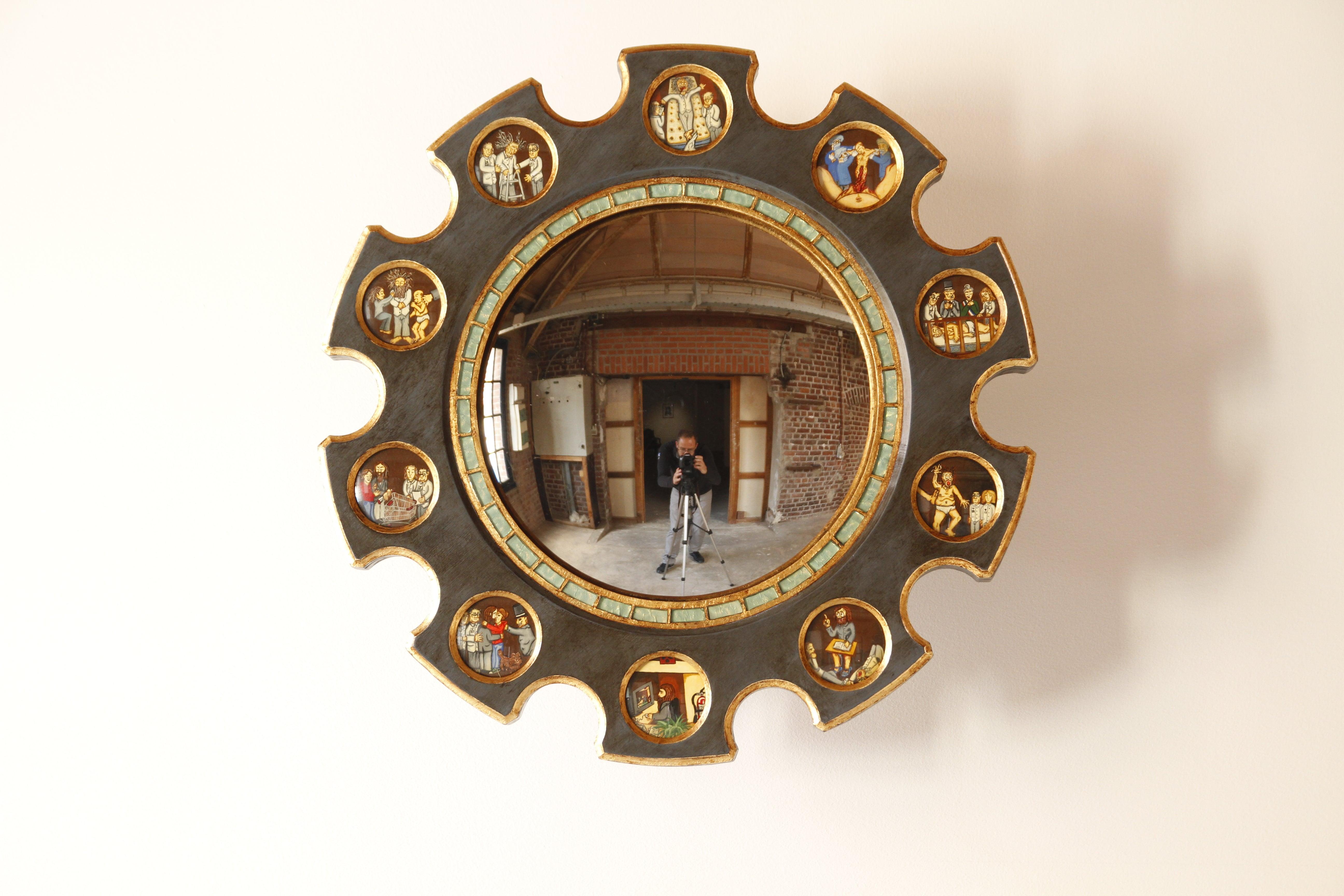 Antoine Liebart, miroir