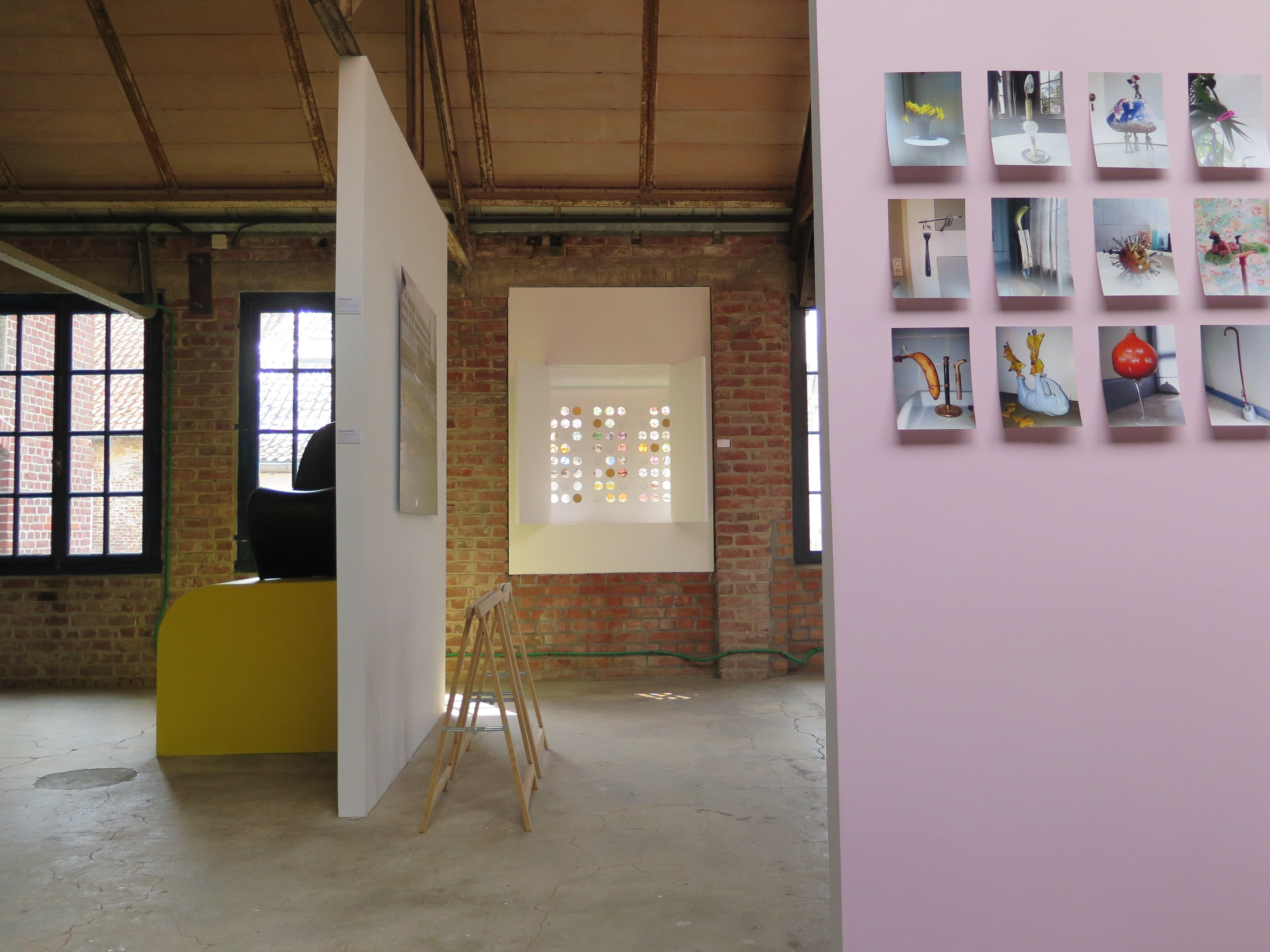 Vue de l'exposition BotterStraete - crédit photo Modulo atelier - ©Philémon Vanorlé - ©Carol Levy